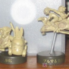 Figuras y Muñecos Manga: DRAGON BALL BOLA DE DRAGON FIGURITAS BULMA GOKU USAGI RECORTITOS. Lote 11985850