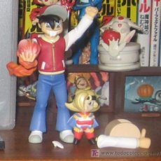 Figuras y Muñecos Manga: OSAMU TEZUKA SLAVE CAPCOM KONAMI SEGA SHOJO MANGA ANIME HENTAI KIMONO CONAN RECORTITOS. Lote 7703555