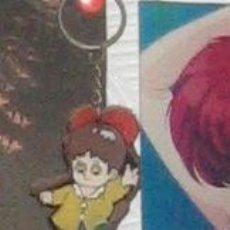 Figuras y Muñecos Manga: PASTEL YUMI SANDY LLAVERO MANGA ANIME SHOJO KODOMO SHONEN BY RECORTITOS. Lote 7096261