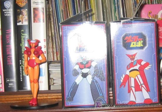 Figuras y Muñecos Manga: mazinger z getter robot go nagai afrodita vpa - Foto 6 - 14026422