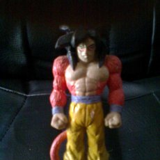 Figuras y Muñecos Manga: DRAGON BALL , SON GOKU SUPER SAIYAN 4º NIVEL, 14CM.. Lote 15503332