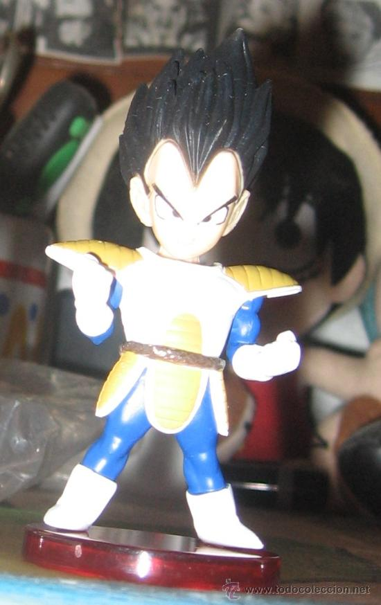 DRAGON BALL DRAGONBALL BOLA DE DRAGON Z SD VEGETA VPA (Juguetes - Figuras de Acción - Manga y Anime)