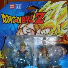 Figuras y Muñecos Manga: LOTE3673 DRAGON BALL Z SUPER SEIYAN VEGETO * SUPER SEIYAN GOTENKS . Lote 22510608