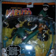 Figuras y Muñecos Manga: ANTIGUO BLISTER MARUTO ROCK LEE NUEVO. Lote 26236039