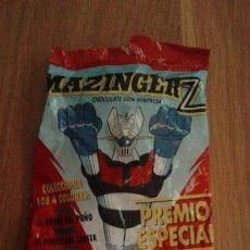 Figuras y Muñecos Manga: SOBRE MAZINGER Z, VACIO. Lote 30096775