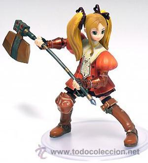 FIGURA : RIDLEY TIMBERLAKE ( DE LA SERIE ANIME Y JUEGO : STAR OCEAN ) MANGA (Juguetes - Figuras de Acción - Manga y Anime)