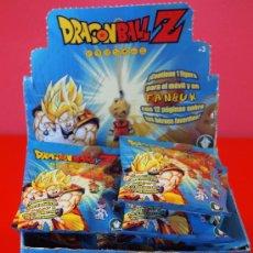 Figuras y Muñecos Manga: EXPOSITOR COMPLETO SOBRE SOPRESA CUELGA MOVIL DRAGON BALL Z 20 SOBRES. Lote 68693521