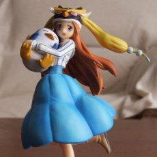 Figuras y Muñecos Manga: FIGURA ORIGINAL : ANIME MODELO A ( SERIE : MAWARU PENGUINDRUM ) 18 CMS - MANGA. Lote 32715587