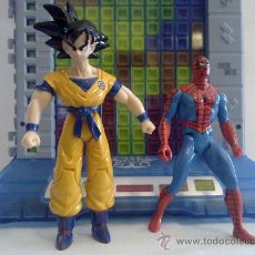 Figuras y Muñecos Manga: DRAGON BALL.FIGURA GOKU ALTA CALIDAD FIGURAS MACIZAS ARTICULADAS.. Lote 35174377