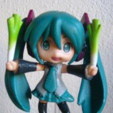 Figuras y Muñecos Manga: FIGURA ANIME : MIKU HATSUNE ( SERIE : VOCALOID ) MANGA. Lote 35578450