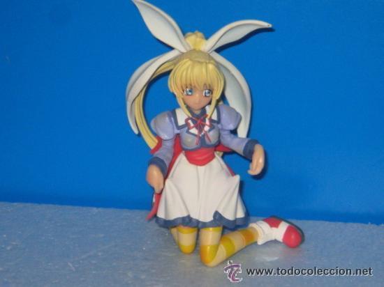 FIGURA CONEJITA ANIME MANGA 8,5 CMS (Juguetes - Figuras de Acción - Manga y Anime)