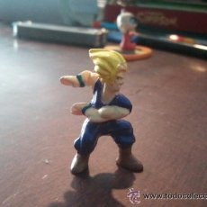 Figuras y Muñecos Manga: DRAGON BALL MINIATURA TIPO HUEVO KINDER. Lote 39155425