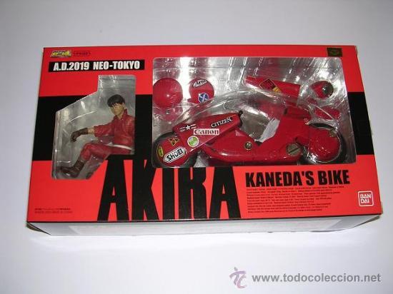 Figuras y Muñecos Manga: Akira - Kaneda´s Bike - Foto 2 - 39076032