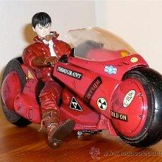 Figuras y Muñecos Manga: AKIRA - KANEDA Y MOTO.. Lote 54402582