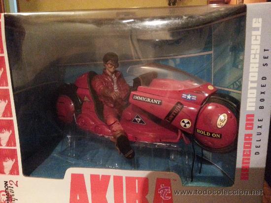 Figuras y Muñecos Manga: Akira - Kaneda y moto. - Foto 2 - 54402582