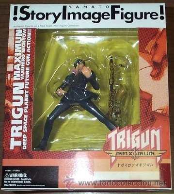 TRIGUN MAXIMUN MIDVALLEY HORNFREAK (YAMATO) (Juguetes - Figuras de Acción - Manga y Anime)