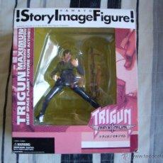 Figuras y Muñecos Manga: FIGURA MIDVALLEY TRIGUN - SIN ABRIR - BUEN ESTADO. Lote 53405019