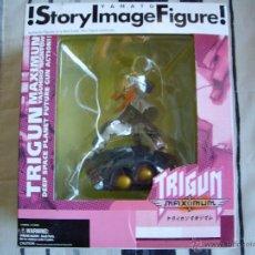 Figuras y Muñecos Manga: FIGURA ZAZI TRIGUN - SIN ABRIR - BUEN ESTADO. Lote 45806155
