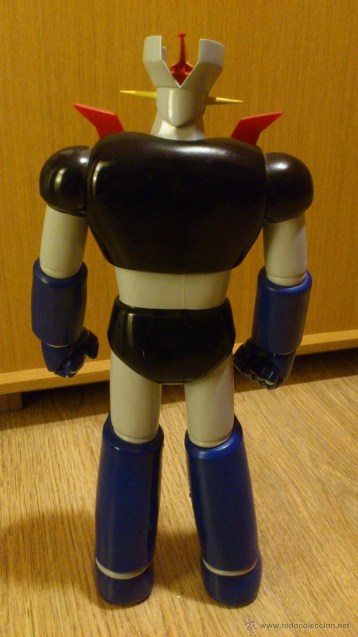 Figuras y Muñecos Manga: Muñeco grande de Mazinger Z Año 1998 Marmit Mide 37 cms de altura - Foto 3 - 47135162