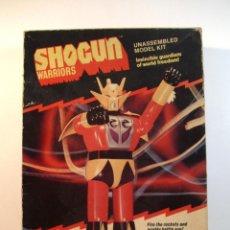 Figuras y Muñecos Manga: SHOGUM WARRIORS DRAGUN. Lote 47772919