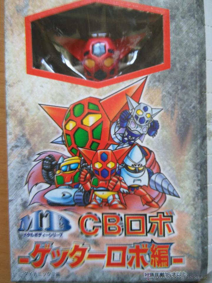 GETTER ROBOT GETTA GETER G GO NAGAI DYNAMIC MAZINGER Z (Juguetes - Figuras de Acción - Manga y Anime)
