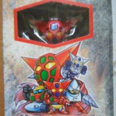 Figuras y Muñecos Manga: GETTER ROBOT GETTA GETER G GO NAGAI DYNAMIC MAZINGER Z. Lote 49295776