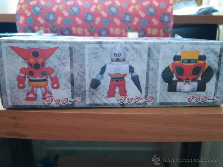 Figuras y Muñecos Manga: GETTER ROBOT GETTA GETER G GO NAGAI DYNAMIC MAZINGER Z - Foto 5 - 49295776