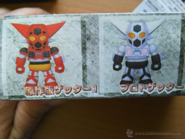 Figuras y Muñecos Manga: GETTER ROBOT GETTA GETER G GO NAGAI DYNAMIC MAZINGER Z - Foto 6 - 49295776