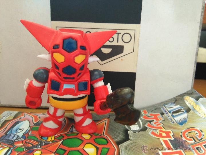 Figuras y Muñecos Manga: GETTER ROBOT GETTA GETER G GO NAGAI DYNAMIC MAZINGER Z - Foto 7 - 49295776