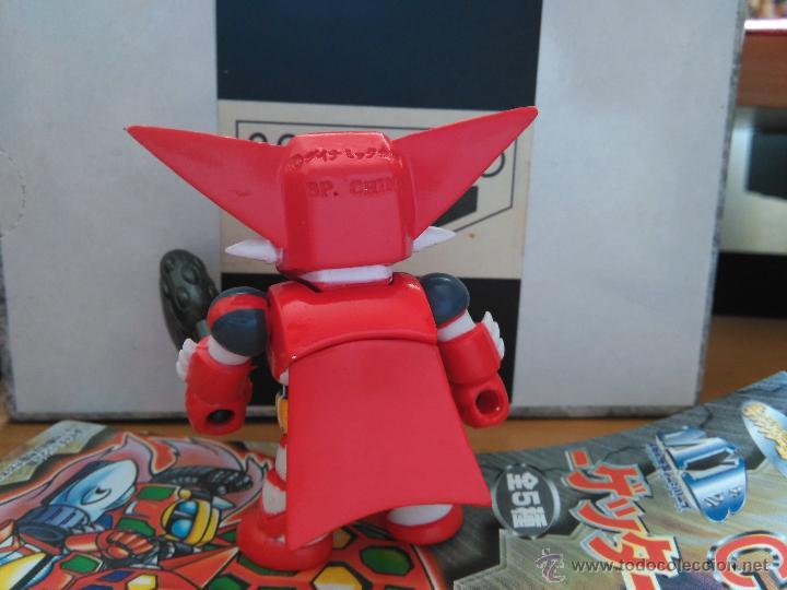 Figuras y Muñecos Manga: GETTER ROBOT GETTA GETER G GO NAGAI DYNAMIC MAZINGER Z - Foto 8 - 49295776