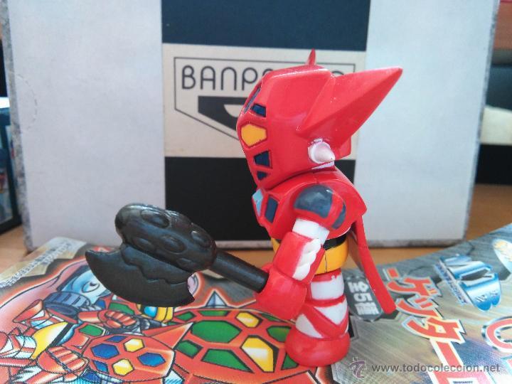 Figuras y Muñecos Manga: GETTER ROBOT GETTA GETER G GO NAGAI DYNAMIC MAZINGER Z - Foto 9 - 49295776