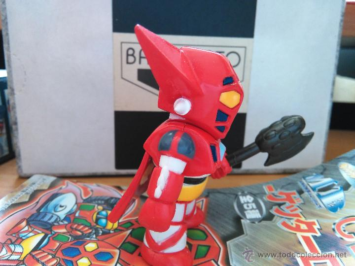 Figuras y Muñecos Manga: GETTER ROBOT GETTA GETER G GO NAGAI DYNAMIC MAZINGER Z - Foto 10 - 49295776