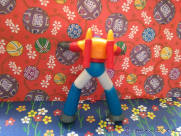 Figuras y Muñecos Manga: GETTER ROBOT GETTA GETER G GO NAGAI DYNAMIC MAZINGER Z - Foto 2 - 59916577