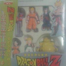 Figuras y Muñecos Manga: LOTE DE 6 FIGURAS DE DRAGON BALL Z EN SU CAJA, DE IMPORTACIÓN. SON GOKU, VEGETA.. Lote 52739934