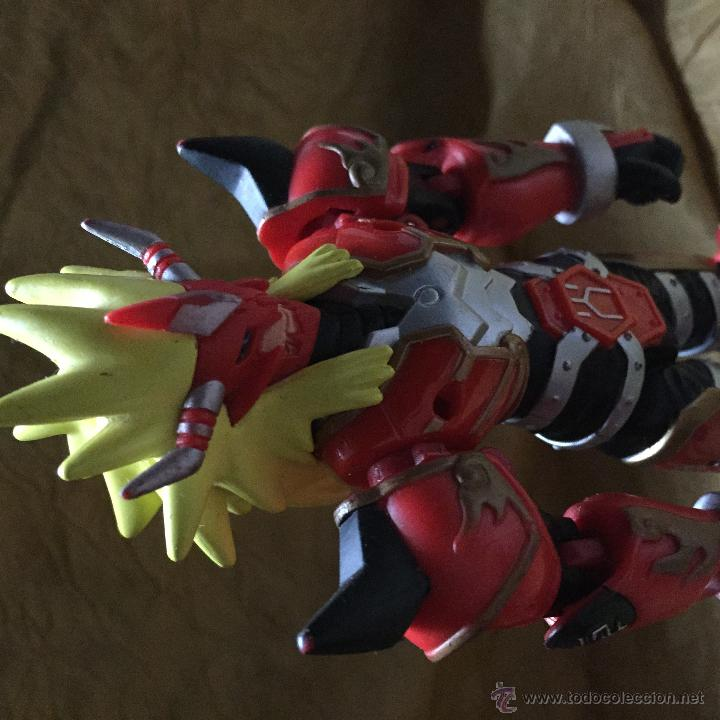 Figuras y Muñecos Manga: Muñeco transformer - Foto 2 - 52935975