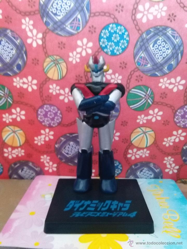 GREAT MAZINGER DEVILMAN Z DYNAMIC GO NAGAI CHARACTERS COLLECTION (Juguetes - Figuras de Acción - Manga y Anime)