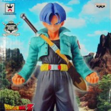 Figuras y Muñecos Manga: DRAGON BALL Z MASTER STARS PIECE TRUNKS FIGURE BANPRESTO. Lote 53666880