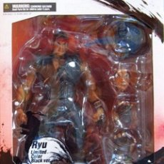 Figuras y Muñecos Manga: STREET FIGHTER IV PLAY ARTS KAI ARCADE EDITION LIMITED BLACK. Lote 53895498