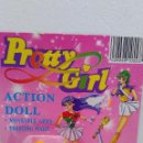 Figuras y Muñecos Manga: FIGURA SAILOR MOON BOOTLEG PRETTY GIRL ACTION DOLL. Lote 54225175