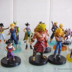 Figuras y Muñecos Manga: LOTE FIGURAS SON GOKU, ETC - DRAGON BALL - VER DESCRIPCIÓN!!!!!. Lote 71458731