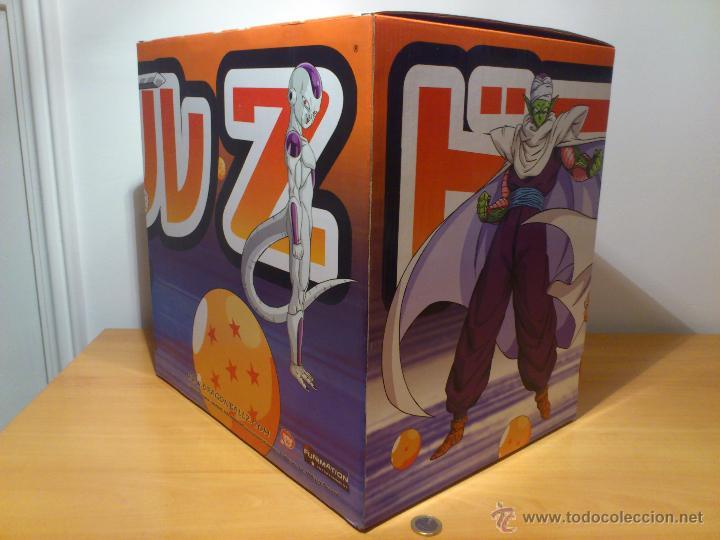 Figuras y Muñecos Manga: DRAGON BALL Z - GOKU - FIGURA FUNIMATION - EDICION LIMITADA NUMERADA - SOLO 555 FIGURAS MUNDIALES - Foto 5 - 54812669