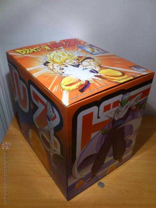 Figuras y Muñecos Manga: DRAGON BALL Z - GOKU - FIGURA FUNIMATION - EDICION LIMITADA NUMERADA - SOLO 555 FIGURAS MUNDIALES - Foto 10 - 54812669