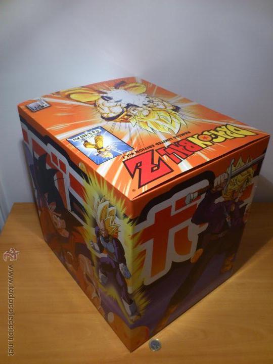 Figuras y Muñecos Manga: DRAGON BALL Z - GOKU - FIGURA FUNIMATION - EDICION LIMITADA NUMERADA - SOLO 555 FIGURAS MUNDIALES - Foto 12 - 54812669