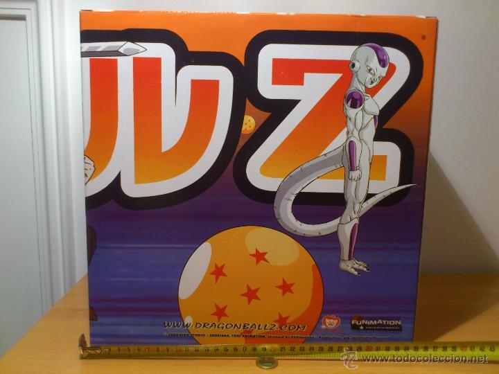 Figuras y Muñecos Manga: DRAGON BALL Z - GOKU - FIGURA FUNIMATION - EDICION LIMITADA NUMERADA - SOLO 555 FIGURAS MUNDIALES - Foto 14 - 54812669