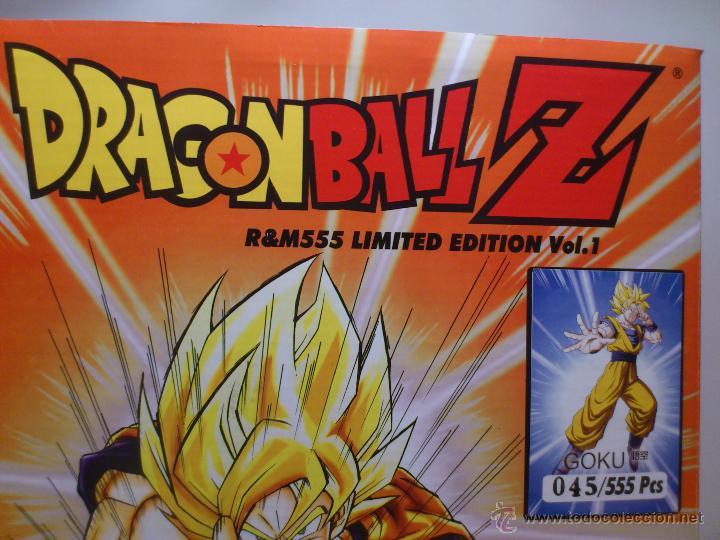 Figuras y Muñecos Manga: DRAGON BALL Z - GOKU - FIGURA FUNIMATION - EDICION LIMITADA NUMERADA - SOLO 555 FIGURAS MUNDIALES - Foto 20 - 54812669