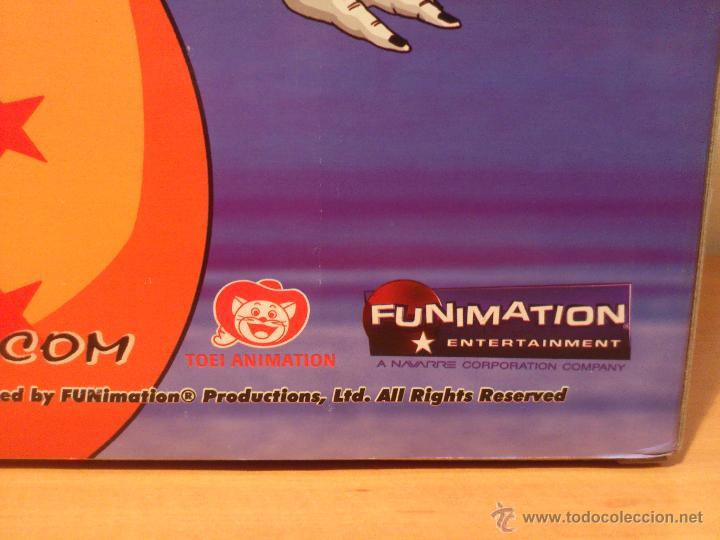 Figuras y Muñecos Manga: DRAGON BALL Z - GOKU - FIGURA FUNIMATION - EDICION LIMITADA NUMERADA - SOLO 555 FIGURAS MUNDIALES - Foto 23 - 54812669