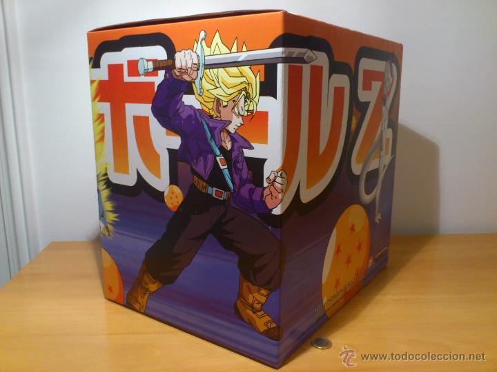 Figuras y Muñecos Manga: DRAGON BALL Z - FIGURA TRUNKS - FUNIMATION - LIMITADA - NUMERADA 340 - SOLO 555 FIGURAS MUNDIALES - - Foto 2 - 54835629