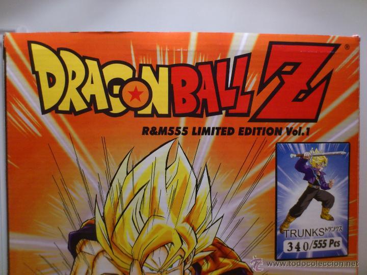 Figuras y Muñecos Manga: DRAGON BALL Z - FIGURA TRUNKS - FUNIMATION - LIMITADA - NUMERADA 340 - SOLO 555 FIGURAS MUNDIALES - - Foto 15 - 54835629