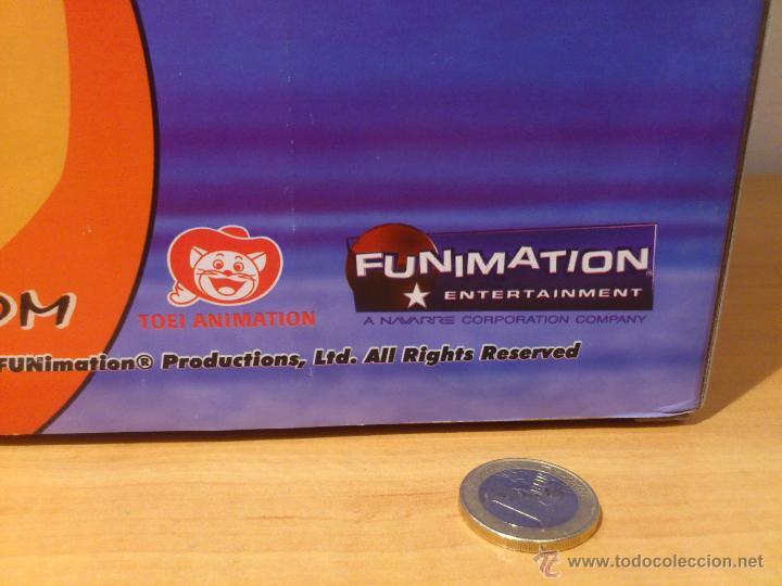 Figuras y Muñecos Manga: DRAGON BALL Z - FIGURA TRUNKS - FUNIMATION - LIMITADA - NUMERADA 340 - SOLO 555 FIGURAS MUNDIALES - - Foto 17 - 54835629