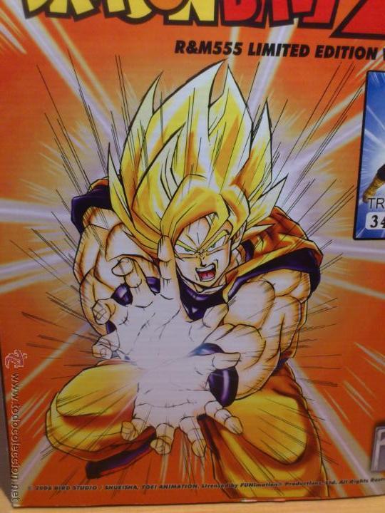 Figuras y Muñecos Manga: DRAGON BALL Z - FIGURA TRUNKS - FUNIMATION - LIMITADA - NUMERADA 340 - SOLO 555 FIGURAS MUNDIALES - - Foto 19 - 54835629